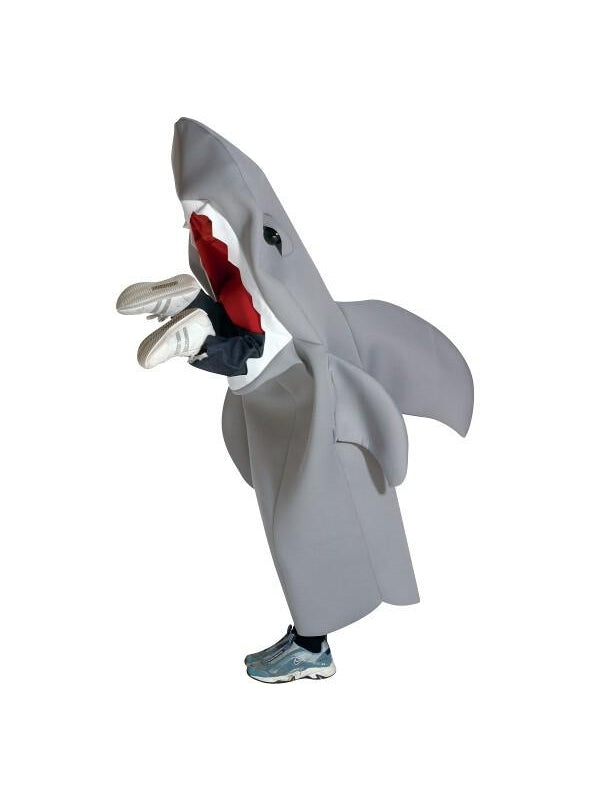 Child Man Eating Shark Costume-COSTUMEISH