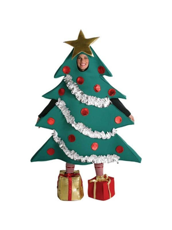 Adult Christmas Tree Costume-COSTUMEISH