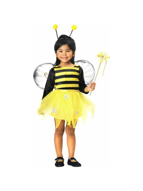 Toddler Daisy Bumble Bee Costume-COSTUMEISH