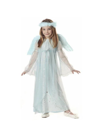 Child's Blue Harmony Angel Costume
