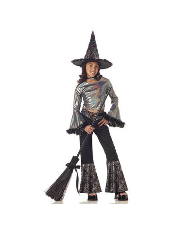 Child's Hip Witch Costume-COSTUMEISH