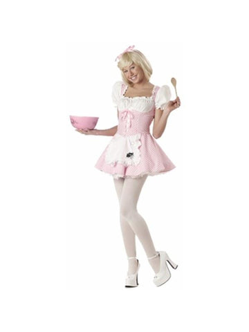 Teen Little Miss Muffett Costume-COSTUMEISH