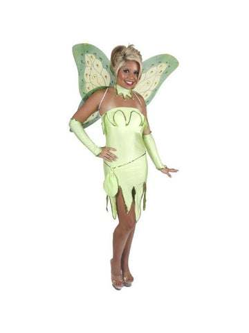 Adult Sexy Emerald Fairy Costume