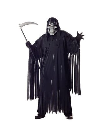 Adult Plus Size Soul Taker Costume-COSTUMEISH