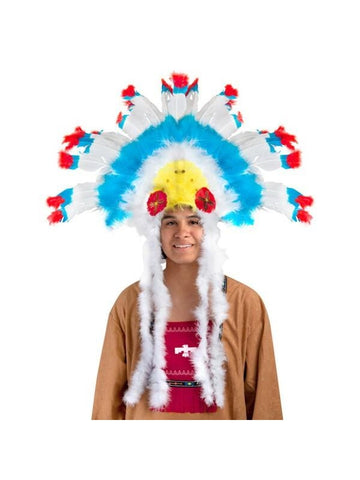 Adult Indian Headdress-COSTUMEISH
