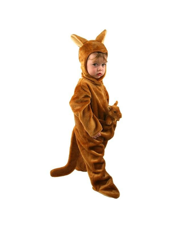 Toddler Kangaroo Costume-COSTUMEISH