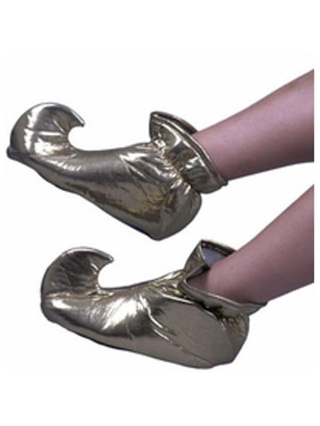 Toddler Gold Genie Shoes