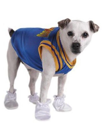 Basketball Air Bud Dog Costume-COSTUMEISH