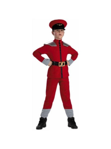 Child's Street Fighter M. Bison Costume-COSTUMEISH