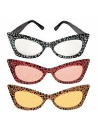Cheetah Glasses