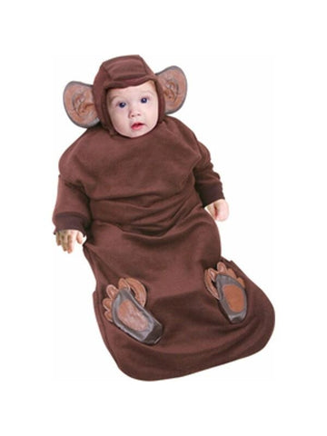 Baby Classic Monkey Costume-COSTUMEISH