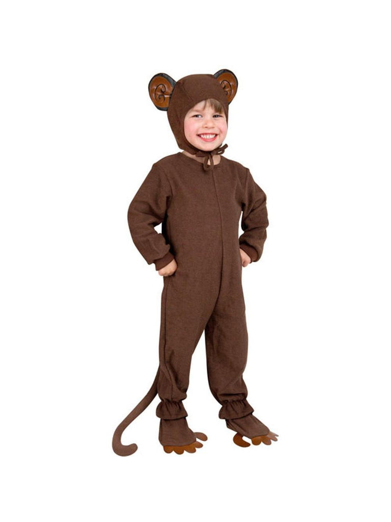 Toddler Monkey Costume-COSTUMEISH