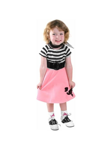 Toddler Poodle Dress Costume