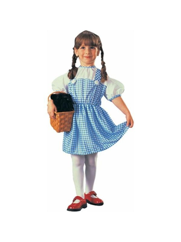 Toddler Dorothy Costume-COSTUMEISH