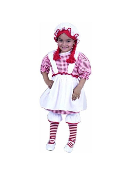 Toddler Cute Rag Doll Costume Costumeish Cheap Adult