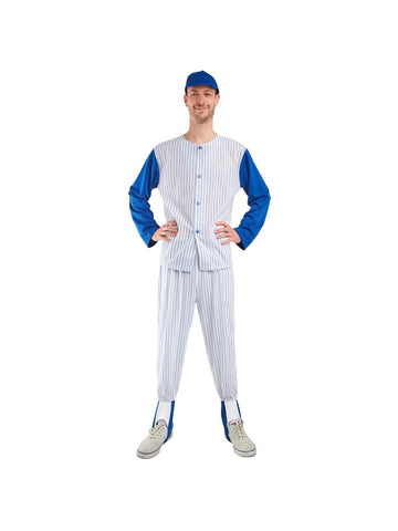Adult Baseball Player Costume