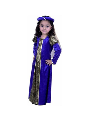 Toddler 16th Century Princess Costume