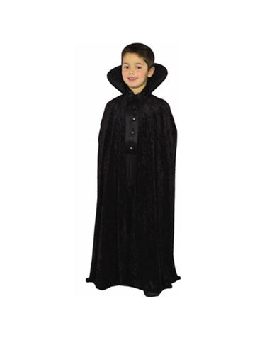Child's Vampire Cape-COSTUMEISH