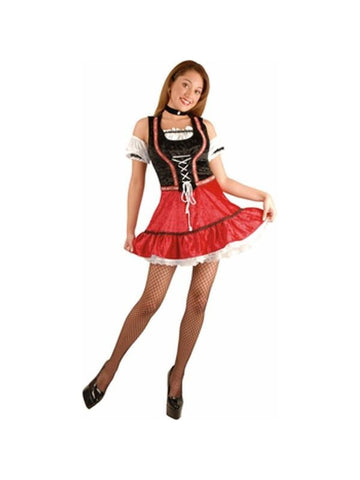 Adult Beer Garden Girl Costume-COSTUMEISH
