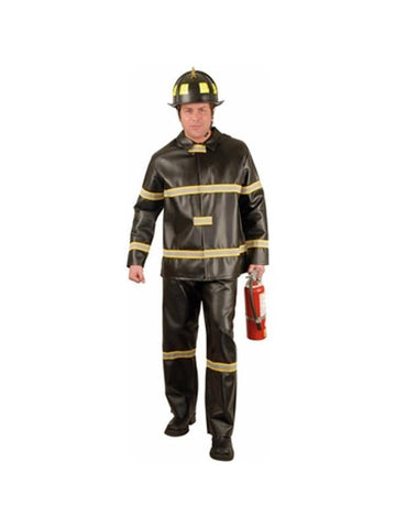 Adult Firefighter Costume-COSTUMEISH