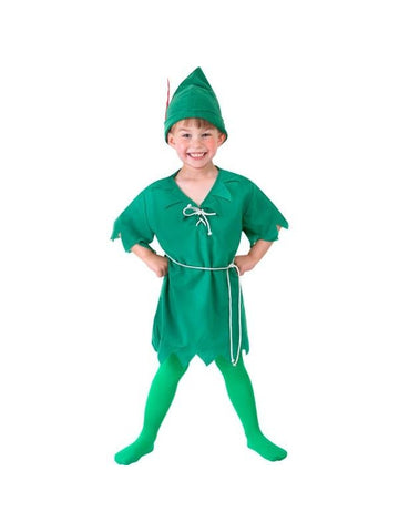 Toddler Peter Pan Costume