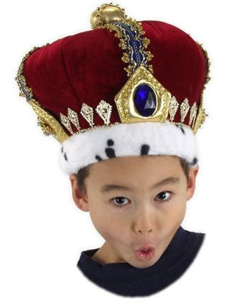 Kid's Royal King Hat