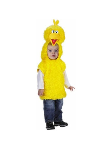 Child's Deluxe Big Bird Costume-COSTUMEISH