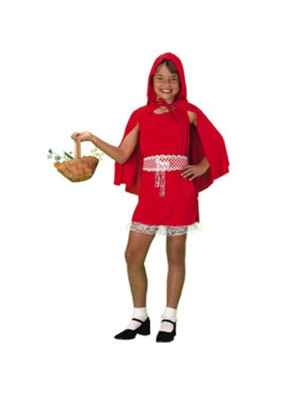 Child's Little Red Riding Hood Costume-COSTUMEISH