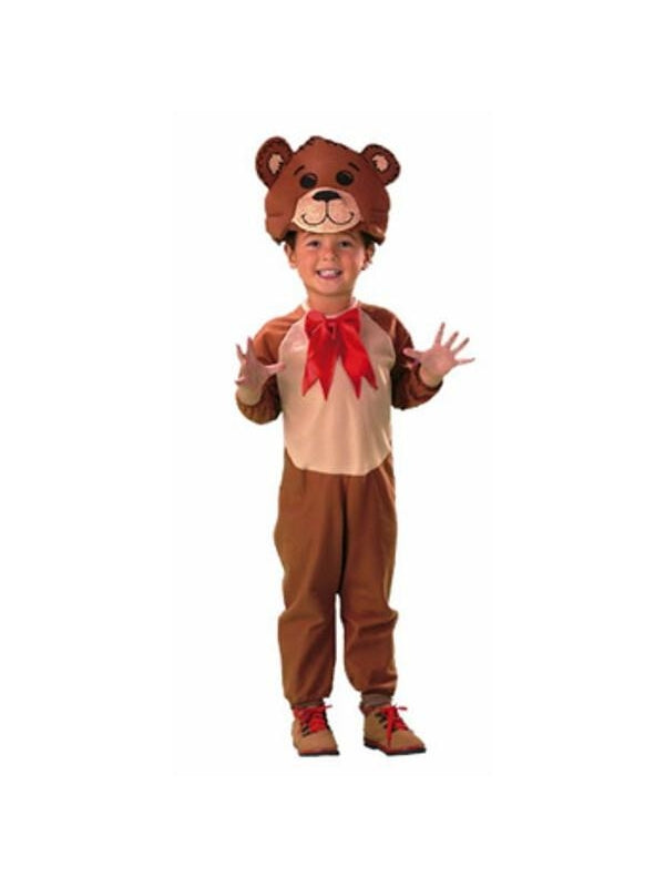 Toddler Teddy Bear Costume-COSTUMEISH