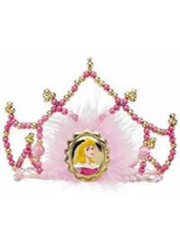 Child's Aurora Deluxe Tiara-COSTUMEISH