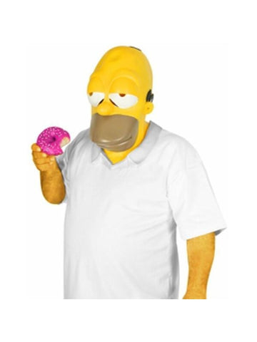 Adult Homer Simpson Mask-COSTUMEISH
