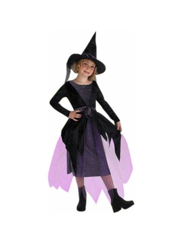 Child's Fairytale Witch Costume-COSTUMEISH