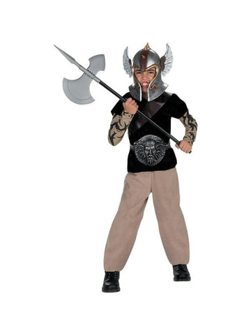 Child's Barbarian Costume-COSTUMEISH