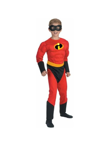 Child's Mr. Incredible Dash Costume