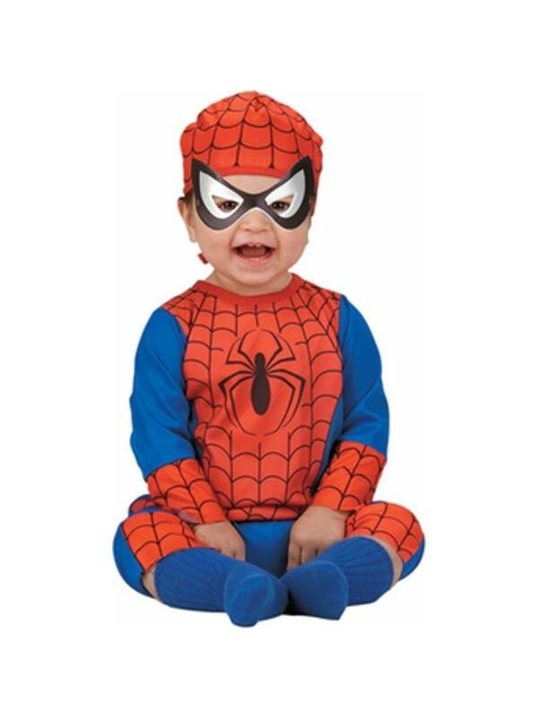 Baby Spider-Man Costume-COSTUMEISH