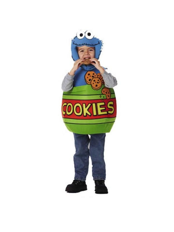 Child's Cookie Monster Costume-COSTUMEISH