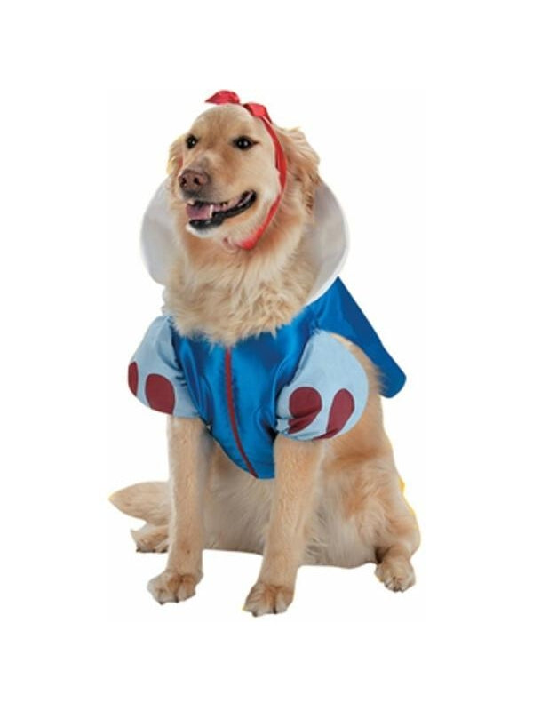 Snow White Dog Costume-COSTUMEISH