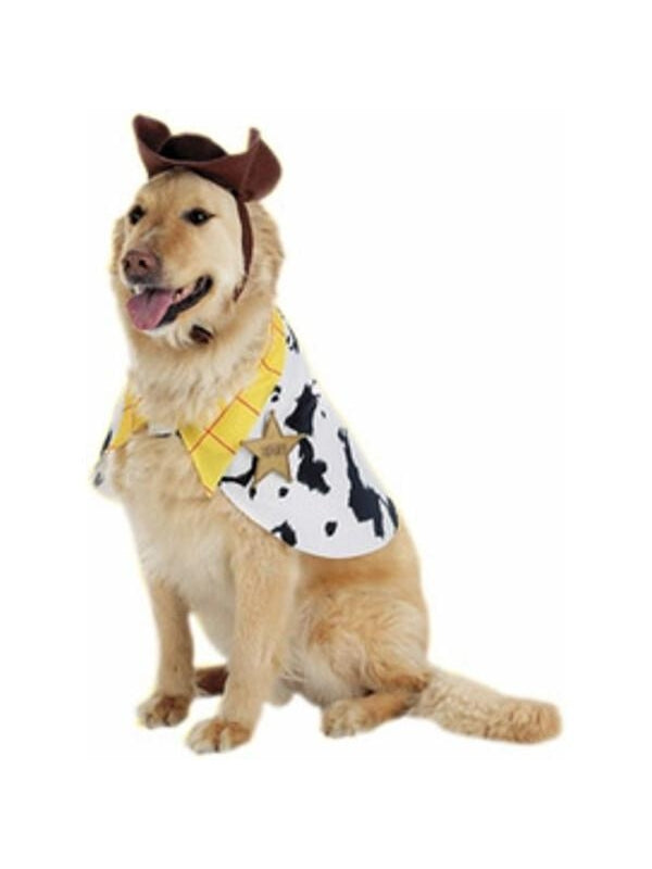 Woody Dog Costume-COSTUMEISH