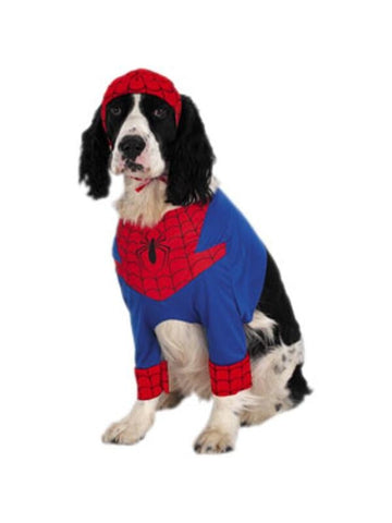 Spider-Man Dog Costume-COSTUMEISH