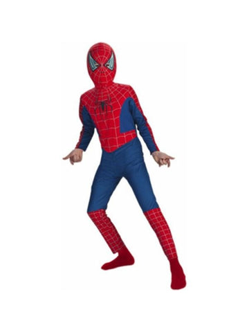 Child's Spider-Man Costume