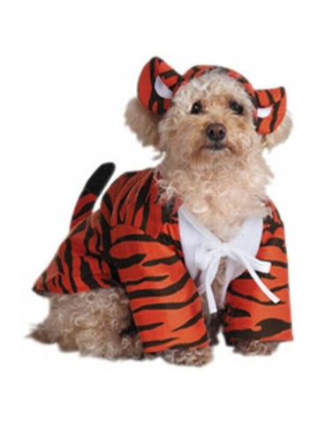 Raja The Tiger Dog Costume-COSTUMEISH