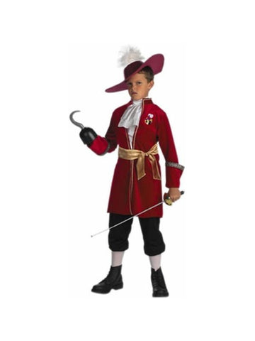 Child's Disney Captain Hook Costume-COSTUMEISH