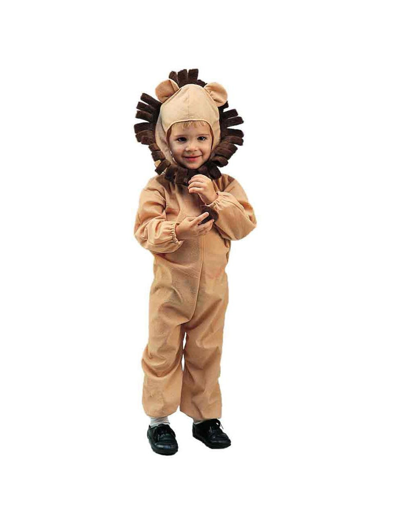 Toddler Lion Costume-COSTUMEISH