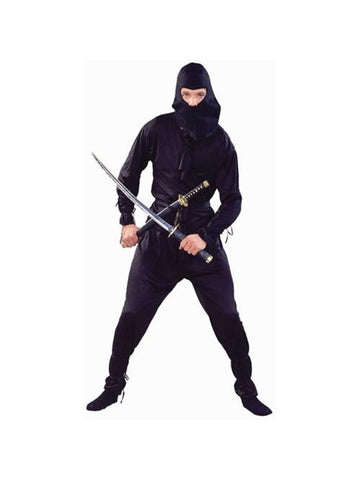 Adult Ninja Costume-COSTUMEISH