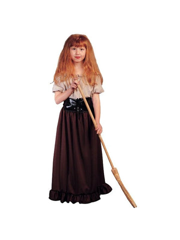 Child's Renaissance Peasant Girl Costume-COSTUMEISH
