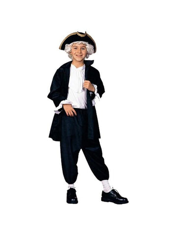 Child George Washington Costume-COSTUMEISH