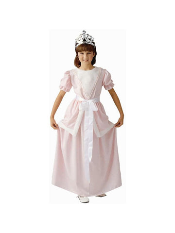 Child's Royal Princess Halloween Costume-COSTUMEISH