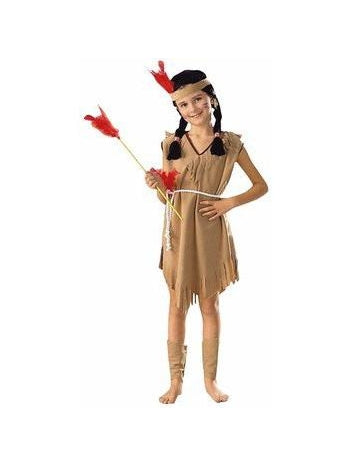 Child Indian Princess Costume