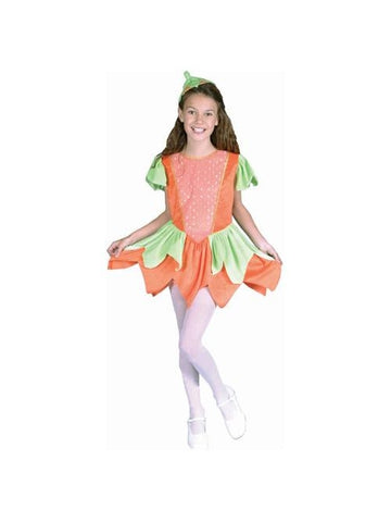 Child's Pumpkin Princess Costume-COSTUMEISH