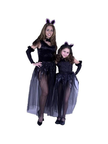 Adult Black Cat Costume-COSTUMEISH